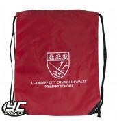 Llandaff City Church In Wales Primary School Gymsack