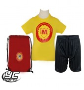 Marlborough Primary School PE Set