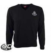 Mary Immaculate Black Upper School Jumper