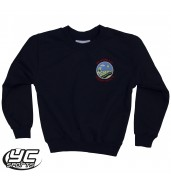 Meadowlane Primary School Navy Sweatshirt