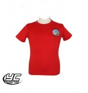 Meadowlane Primary School Red PE Tshirt