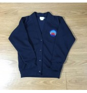 Millbank Primary School Navy Cardigan