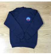 Millbank Primary School Navy Hooded Sweatshirt