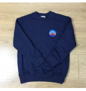 Millbank Primary School Navy Sweatshirt