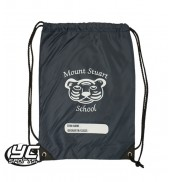 Mount Stuart Primary School Navy Gymsack