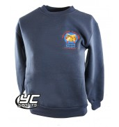 Mount Stuart Primary School Navy Sweatshirt  (New Version)