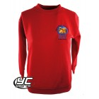 Mount Stuart Primary School Red Sweatshirt (New Version)