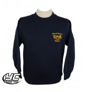Mount Stuart Primary School Navy Sweatshirt