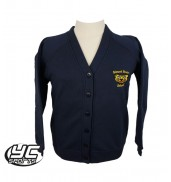 Mount Stuart Primary School Navy Cardigan