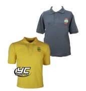 Oakfield Primary School Polo shirt Daisy and Black