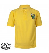 Pen Y Pil Gold Polo