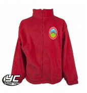 Pen-Y-Bryn Primary School Fleece RED