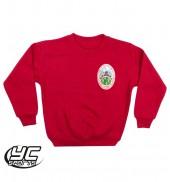 Pen-Y-Bryn Primary School Sweatshirt RED