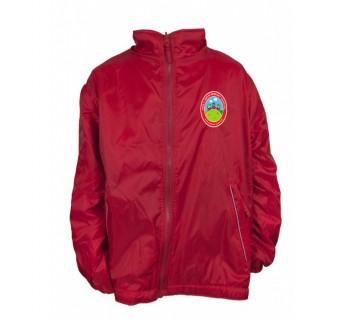 Pen-Y-Bryn Primary School Reversible Jacket RED