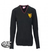 Plasmawr Fitted Jumper Upper School