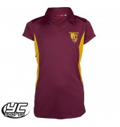 Plasmawr Fitted PE Polo KS3