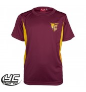 Plasmawr Regular Fit PE T Shirt KS3