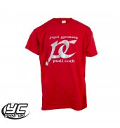 Pwll Coch Red PE T Shirt