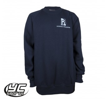 Radyr Primary School PE Sweat Navy