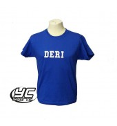 Rhiwbeina PE T Shirt Royal ROYAL