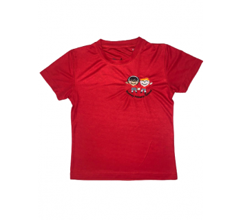 Rumney Primary PE T shirt Red