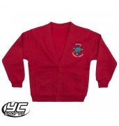 Severn Cardigan RED