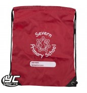 Severn Gymsack RED O/S