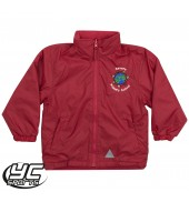 Severn Reversible Jacket RED