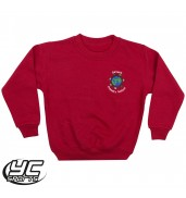 Severn Sweatshirt RED