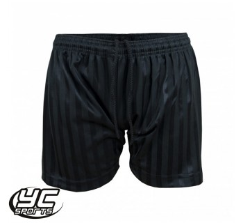 Holy Family RC Primary School Shadow Stripe Shorts B BLACK
