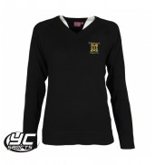 St. Martin's Comprehensive School Fitted Jumper BLACK