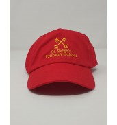 St Peters Cap - Red