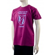 St Philip Evans' Primary School PE T-Shirt