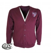 St. Philip Evans RC Primary School Cardigan BURGUNDY