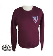 St. Philip Evans RC Primary School Sweatshirt BURGUNDY