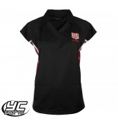 St. Cyres High School PE Polo Girl