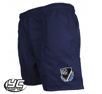 St.Teilos rugby navy shorts