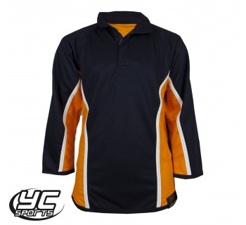 Stanwell Rugby Jersey Navy/Amber
