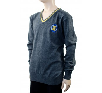 Whitchurch High School Fitted Jumper