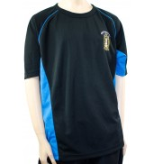 Whitchurch High School Boys blue PE T-Shirt
