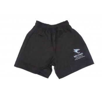 Willow Rugby Short BLACK