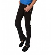 Less Is More Slim Ladies Fit Black Trousers