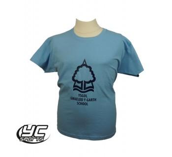 Gwaelod Y Garth PE T Shirt