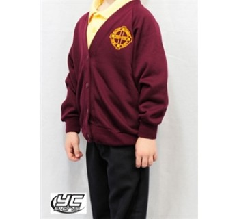 St David's Primary School Cardigan Adult Size
