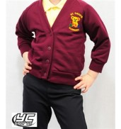 St David's Primary School Nursery Cardigan