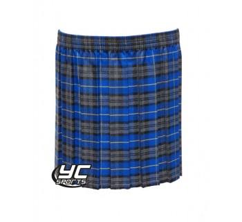 Meadowlane Primary School Tartan Skirt