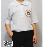 Tongwynlais Primary School White Polo
