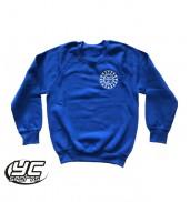 Ysgol Treganna blue Sweatshirt