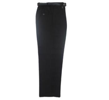 Elastic Short Leg Trouser
