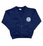 Coety Primary School Cardigan - Navy